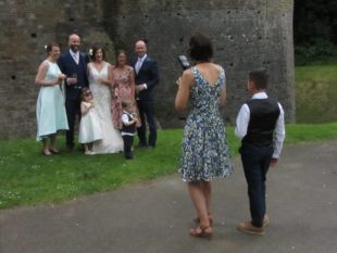 Pip's wedding a