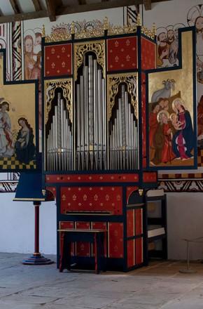 St Telio Organ