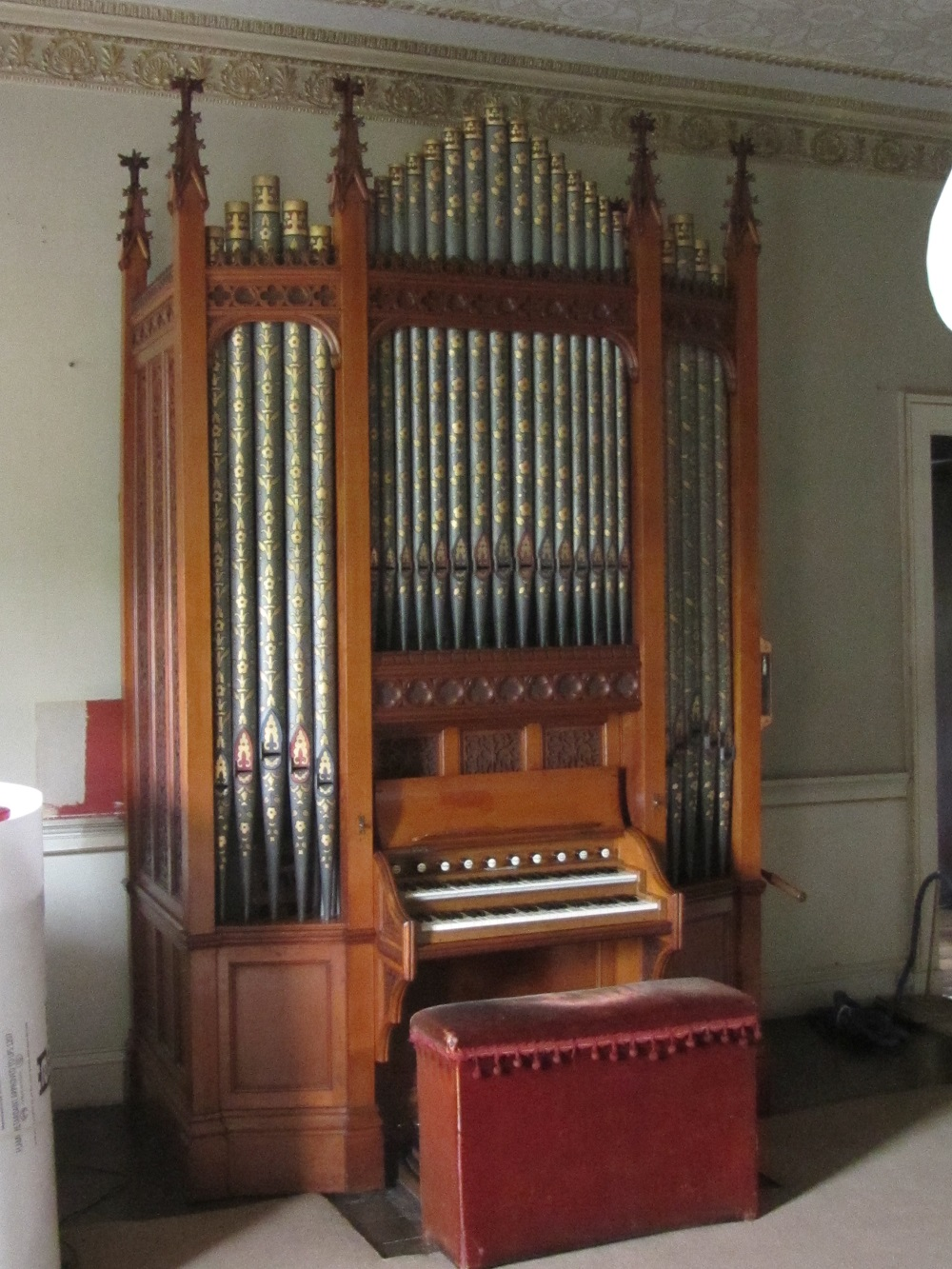 Home Pipe Organ For Sale
