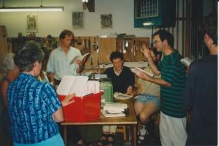 Welbeck singers 28.8.1997