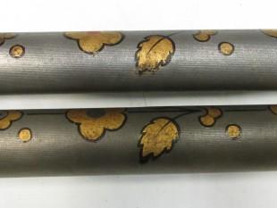 erddig front pipes