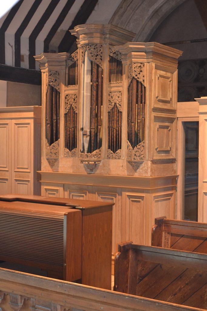 Organ Restorations - Goetze & Gwynn